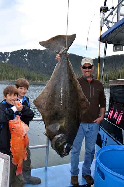 Alaska Fishing Charter, Halibut Fishing Charter Homer