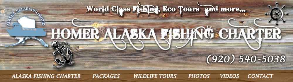 Homer Alaska Fishing Charter